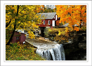 Niagara Picture Card